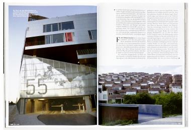 Architekur&Wohnen 6/2009