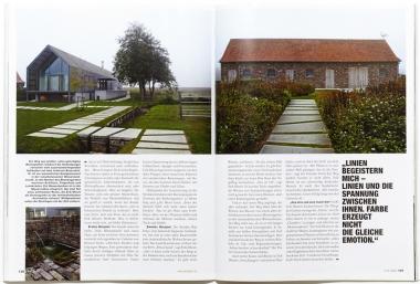 Architekur&Wohnen 2/2010