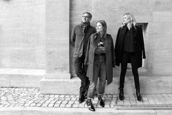 Martin Heller, Aino Laberenz, Una Szeemann